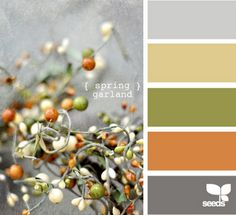 """Love this color palette.  I would like the orange to be a little more """"rusty"""" but love it."""