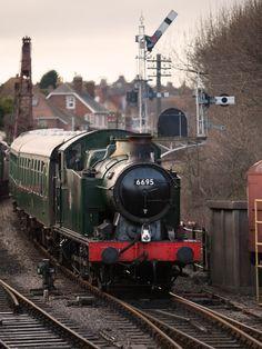 Swanage Railway, UK by Andrew Dorey