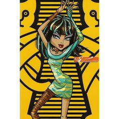 CLEO DE NILE | Monster High Cleo de Nile Nº 17 - Compra Cromos