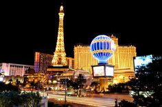 The Paris Hotel and Casino, Las Vegas, Nevada  #photography