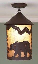 Rustic Lighting   Ceiling, Pendant & Western Lights