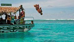 Rarotonga, A Thrill seeker's paradise Rarotonga Cook Islands, Come And See, South Pacific, Homeland, Natural Beauty, Triangle, Paradise, Parents, Nature