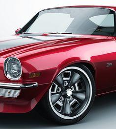 Camaro Z28 - 1970 on Behance