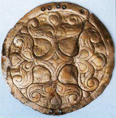 Viking Jewelry, Ancient Jewelry, Ancient Vikings, Dark Ages, Medieval, Mandala, Ornaments, History, Science