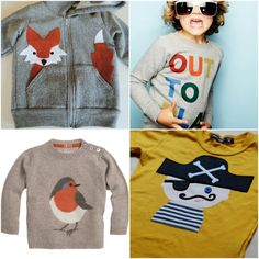 Fox sweatshirt! Cuuute!!    Inspiration for animals for a quiet book.