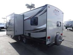2016 New Heartland WILDERNESS 2475 BH, 1 SLIDE, OUTSIDE KITCHEN,REAR BUNKS Travel Trailer in California CA.Recreational Vehicle, rv, WE DO NOT CHARGE FOR PDI OR PREP FEE LIKE MOST OTHER DEALER'S! NEW 2016 HEARTLAND WILDERNESS 2475 BH, REAR CORNER BUNK BEDS MODEL, UPGRADED ELITE PACKAGE, TAN FIBERGLASS AND BLACK DIAMOND PLATE, FRONT WALK AROUND QUEEN BED, 27 FT LONG PULL TRAVEL TRAILER, VERY LIGHT WEIGHT, DRY WEIGHT ONLY 5448 LBS, 1-SLIDE OUT, ***UPGRADED STABILIZER JACKS ON ALL CORNERS…