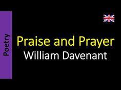Poetry in English - Sanderlei Silveira: William Davenant - Praise and Prayer