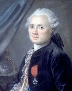 Charles Messier, who discovered Lexell's Comet July 1, 1770