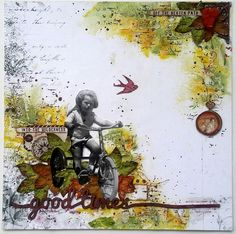 Scraps N Pieces Challenge Blog: November challenge