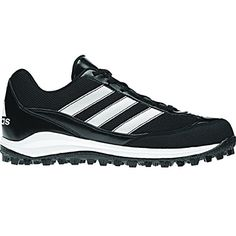 adidas Performance Mens Turf Hog LX Low Football Cleat BlackWhiteBlack 75 M US * Details can be found by clicking on the image.
