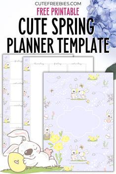 Free Printable Calendar, Printable Planner, Planner Stickers, Free Printables, Cute Planner, Planner Pages, Happy Planner, Teacher Binder, Teacher Planner