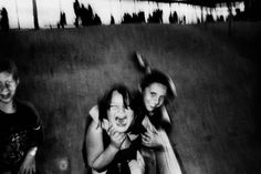 Trent Parke - Magnum Photos - from 'Minutes to Midnight' South Australian outback, Coober Pedy (2004)