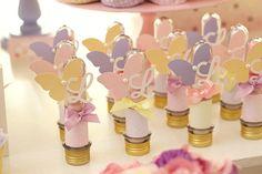 Pastel Garden Birthday Party