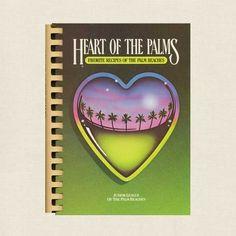 Heart of the Palms Cookbook - Junior League Palm Beach Florida
