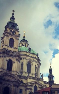 Saint Nicholas Church, Prague