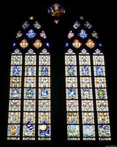 Igrejas, Catedrais e os vitrais mais incríveis do mundo (FOTOS)