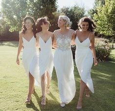 Who said only brides could wear ivory?! We're loving the colour composition of the Shona Joy Core Cocktail in Ivory