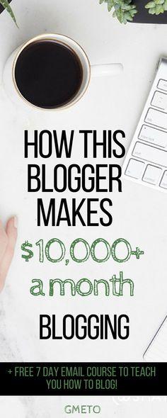 How To Make Money Blogging#bloggingtips#onlinejobs#blogging