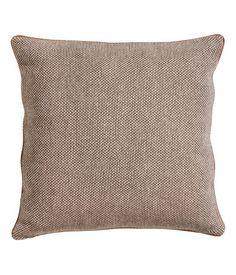 Wool-blend Cushion Cover $17.95   H&M US
