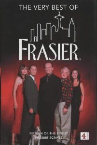 The Very Best of Frasier hardcover book published by Channel 4 in Book Publishing, Channel, Books, Movie Posters, Gift Ideas, Libros, Book, Film Poster, Book Illustrations