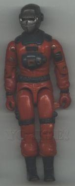 Barbecue (v1) G.I. Joe Action Figure - YoJoe Archive
