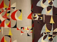 Designing Women: Is modern print design really that modern? Textile Prints, Textile Design, Textiles, Textures Patterns, Print Patterns, Rug Inspiration, Modern Prints, Designing Women, Wool Rug