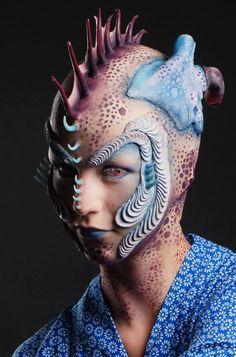 Make up by Meva ZABUN