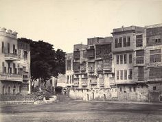 Coptic Houses, Cairo - A. D. White Architectural Photographs, Cornell University Library