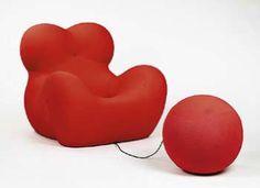 75. Donna Chair Diseñador: Gaetano Pesce