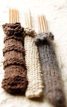 Diy Knitting Needles, Knitting Needle Storage, Yarn Needle, Needle And Thread, Knitting Yarn, Needle Case, Knitting Projects, Crochet Projects, Knitting Supplies
