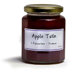 French Jam - L'Epicurien Apple Tatin  - 11.65 oz: $11.24
