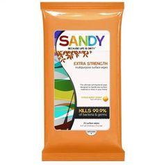 FREE Sandy Wipes Sample - Gratisfaction UK Freebies #freebies #freestuff #sandywipes