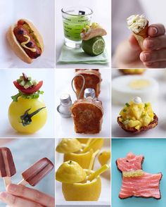 I'm obsessed with 'mini bites.'  I want to make these mini hotdogs but don't know how to get the bun right..