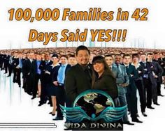 #VidaDivina Are you ready to say yes? joinrobertajewell.com