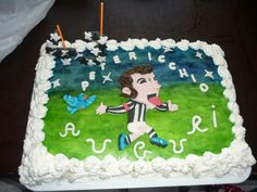 Torta Del Piero
