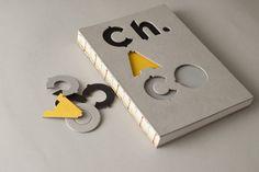 Brand Book Cover & Binding