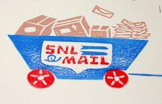 snail mail - cute!