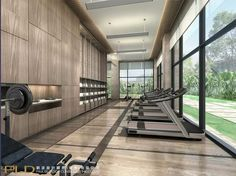 Give your gym a perfect look! Home Evolutions is a home renovation company. Creatine … - home renovation Home Gym Basement, Gym Room At Home, Home Renovation Companies, Gym Lighting, Gym Facilities, Gym Interior, Interior Design, Hotel Gym, Gym Lockers