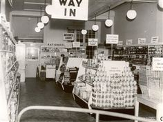 Photo:Southend Interior Self-Service 1955-1960