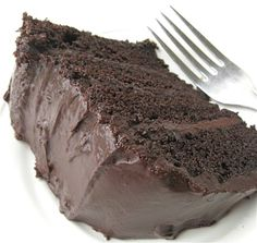 Favorite Fudge Birthday Cake: step-by-step directions and tips.