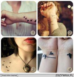 birds tatoo ♥  RIP Cheramie Lynn