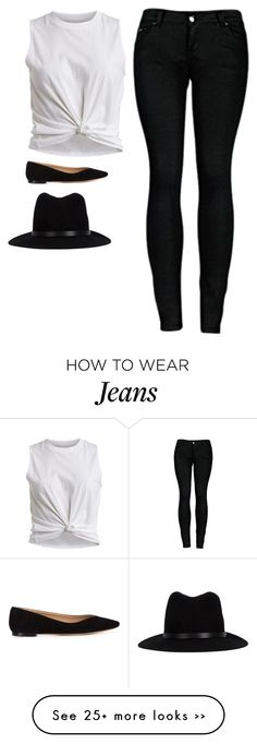 """Untitled #3466"" by adi-pollak on Polyvore featuring 2LUV, VILA, Chloé and rag & bone"