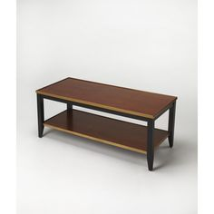 Butler Lambert Cherry-finish Wood/ Cocktail Table