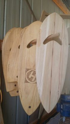 Wood hand planes