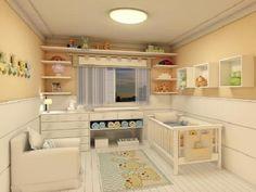 Beige Babyroom