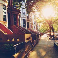 Park Slope in Brooklyn