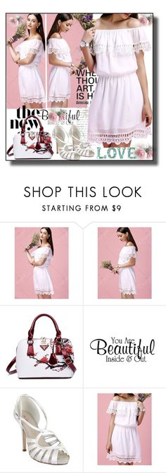 """""""set 104"""" by fahirade ❤ liked on Polyvore featuring Rainbow Club"""