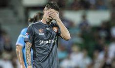 Thumping in Perth will not rattle Brisbane says Roar coach John Aloisi