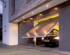 Porte de Garage par Hormann partenaire menuiserie Rafflin Alu & PVC #Maison #Home #Design #Architecture