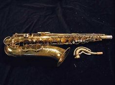 King Zephyr Tenor Sax